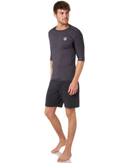 CHARCOAL MARLE BOARDSPORTS SURF RIP CURL MENS - WLY7IM3481