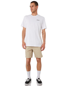 EL CAP KHAKI MENS CLOTHING PATAGONIA SHORTS - 57675ELKH