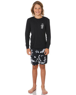 BLACK BOARDSPORTS SURF RIP CURL BOYS - WLY9CB0090