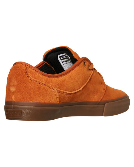 RUST OUTLET MENS GLOBE SKATE SHOES - GBMAHALO-19985