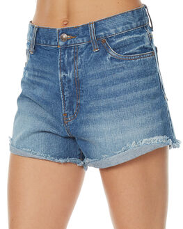 CLASSIC VINTAGE WOMENS CLOTHING RUSTY SHORTS - WKL0627CVT