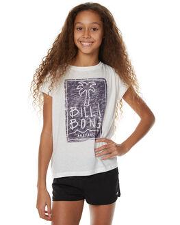 COOL WHIP KIDS GIRLS BILLABONG TEES - 5575001CLWHP