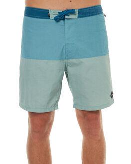 BLUE MENS CLOTHING THE CRITICAL SLIDE SOCIETY BOARDSHORTS - WSB1702BLU