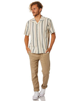 WOOL MENS CLOTHING KATIN SHIRTS - WVKAI02WOOL