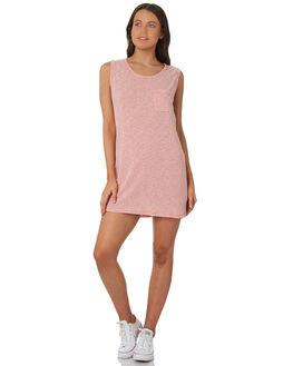 VINTAGE ROSE WOMENS CLOTHING RUSTY DRESSES - DRL0940VRS
