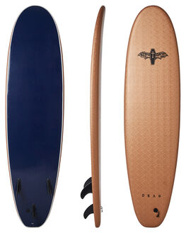 METALLIC COPPER SURF SURFBOARDS DRAG FUNBOARD - DBCCOFF7METCP
