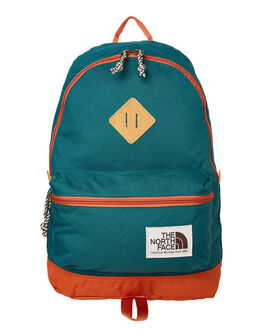 JASPER GREEN MENS ACCESSORIES THE NORTH FACE BAGS + BACKPACKS - NF0A2ZD93QH