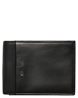 BLACK MENS ACCESSORIES RIP CURL WALLETS - BWULD10090