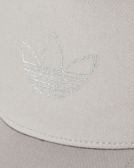 SOLID GREY MENS ACCESSORIES ADIDAS HEADWEAR - GD4526SGRY