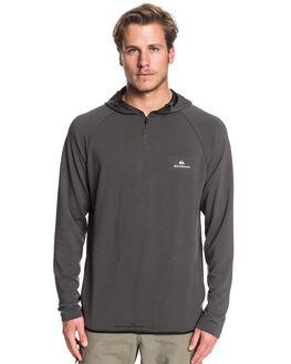 RAVEN MENS CLOTHING QUIKSILVER JUMPERS - EQMKT03068-KSQ0