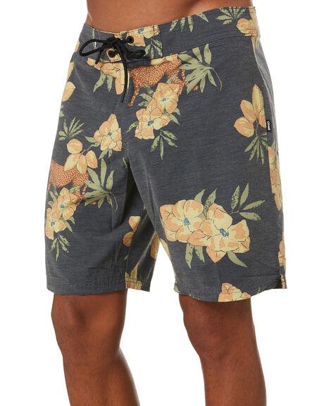 BLACK MULTI MENS CLOTHING O'NEILL BOARDSHORTS - 6311802BLKML