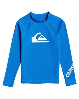 PUNCH BLUE BOARDSPORTS SURF QUIKSILVER BOYS - UQKWR03060-BNR0