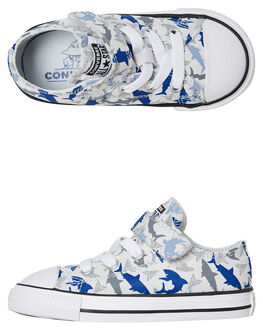 PHOTON DUST KIDS BOYS CONVERSE SNEAKERS - 766892CPDST