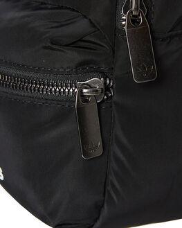BLACK WOMENS ACCESSORIES ADIDAS BAGS + BACKPACKS - ED5869BLK