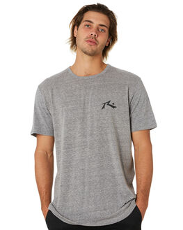GREY MARLE MENS CLOTHING RUSTY TEES - TTM2260GMA