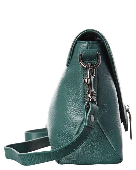 GREEN WOMENS ACCESSORIES STATUS ANXIETY BAGS + BACKPACKS - SA7584GRN