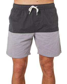 BLACK STONE MENS CLOTHING SWELL BOARDSHORTS - S5184251BKSTO