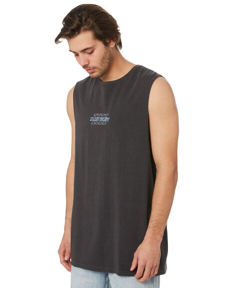 IRON OUTLET MENS SILENT THEORY SINGLETS - 4043019IRON