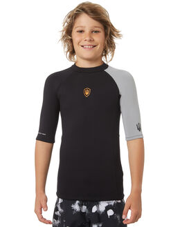 BLACK GREY BOARDSPORTS SURF FAR KING BOYS - 2162BLKGR