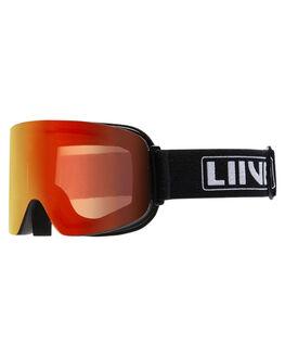 MATT BLACK BOARDSPORTS SNOW LIIVE VISION GOGGLES - L0691AMBLK