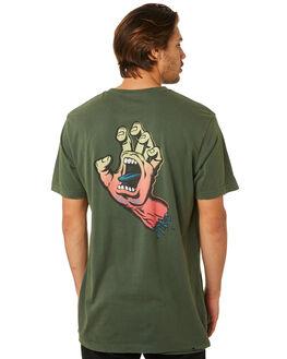 FOREST MENS CLOTHING SANTA CRUZ TEES - SC-MTD8016FORST