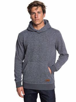 DARK GREY HEATHER MENS CLOTHING QUIKSILVER JUMPERS - EQYFT03836-KRPH