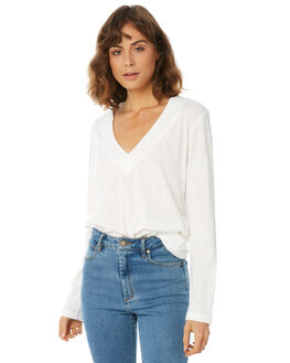 WHITE WOMENS CLOTHING THE FIFTH LABEL TEES - 40180472WHT