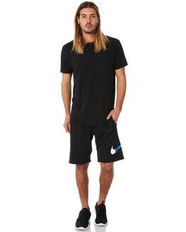 BLACK BLACK MENS CLOTHING NIKE SHORTS - 886108010