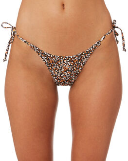 EARTH WOMENS SWIMWEAR THE HIDDEN WAY BIKINI BOTTOMS - H8201333EARTH