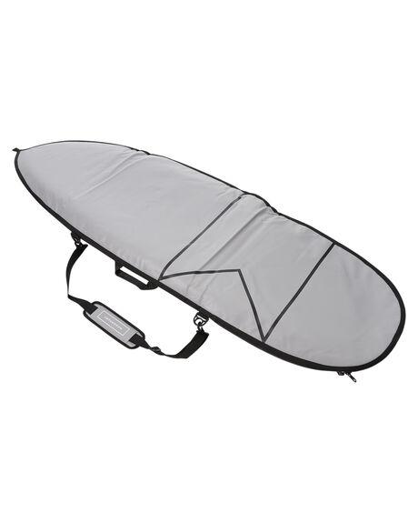BLACK GREY SURF HARDWARE MODOM BOARDCOVERS - 2018BB58SBLKGY