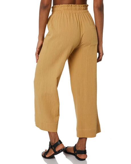 HONEY MUSTARD WOMENS CLOTHING SWELL PANTS - S8212191HNYMD