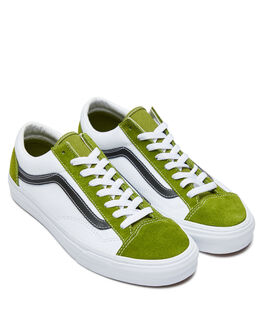 CALLA GREEN MENS FOOTWEAR VANS SNEAKERS - VN0A3DZ3WZ6CGRN