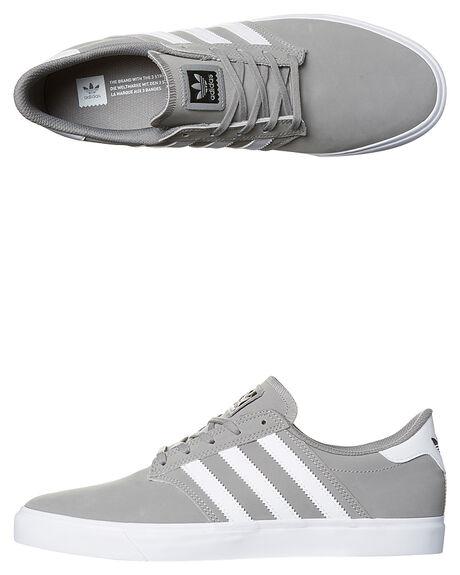 GREY WHITE WOMENS FOOTWEAR ADIDAS ORIGINALS SNEAKERS - SSBB8516GRYW