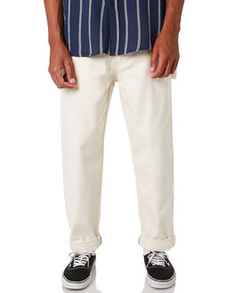 WOOL MENS CLOTHING KATIN PANTS - PAUTI05WOOL