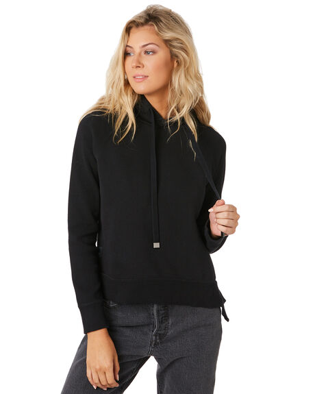 BLACK WOMENS CLOTHING ALL ABOUT EVE JUMPERS - 6433050BLK