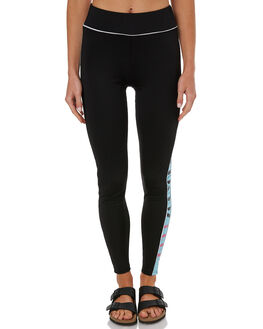 BLACK OUTLET WOMENS ZOO YORK ACTIVEWEAR - ZY-WXD7269BLK