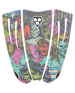 ZOMBIES SURF HARDWARE GORILLA TAILPADS - 27715ZOMB