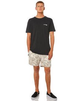 NATURAL MENS CLOTHING ZANEROBE SHORTS - 616-LYKMNAT