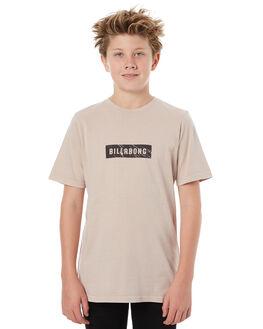 DESERT ASH KIDS BOYS BILLABONG TEES - 8586005DASH