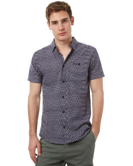 MULTI MENS CLOTHING RVCA SHIRTS - R371186MULTI