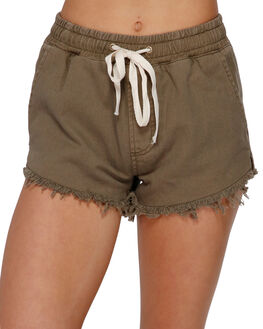SAGE WOMENS CLOTHING BILLABONG SHORTS - BB-6591280-S12