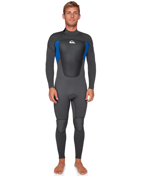 JET BLACK NITE BLUE BOARDSPORTS SURF QUIKSILVER MENS - EQYW103067-XKBB