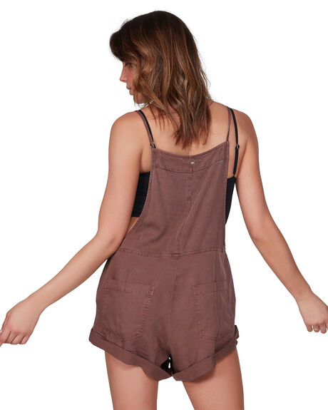 NUTMEG WOMENS CLOTHING BILLABONG PLAYSUITS + OVERALLS - BB-6572501-N53