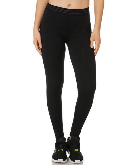 BLACK WOMENS CLOTHING RIP CURL PANTS - GPAEY10090