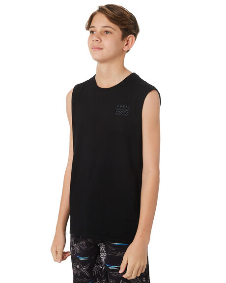 BLACK OUTLET KIDS SWELL CLOTHING - S3171275BLACK