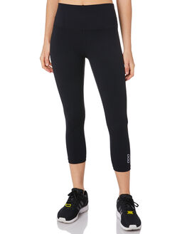 BLACK WOMENS CLOTHING LORNA JANE ACTIVEWEAR - 101947BLK