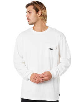 MILK MENS CLOTHING ZANEROBE TEES - 126-FLDMILK