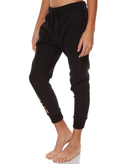 BLACK KIDS GIRLS BILLABONG PANTS - 5575665BLK