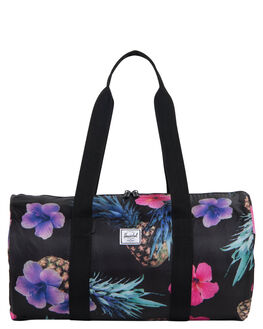 BLACK PINAPPLE WOMENS ACCESSORIES HERSCHEL SUPPLY CO BAGS - 10252-01861BKPNE