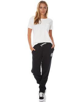 BLACK WOMENS CLOTHING SANTA CRUZ PANTS - SC-WPA7259BLK